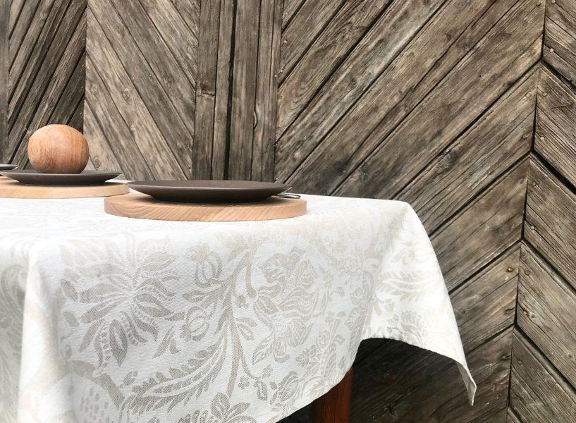 Pus-lina galdauts 250x150cm