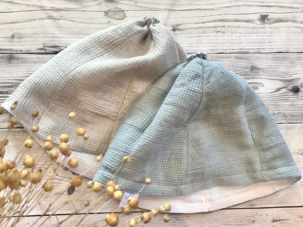 Pirts lina cepure